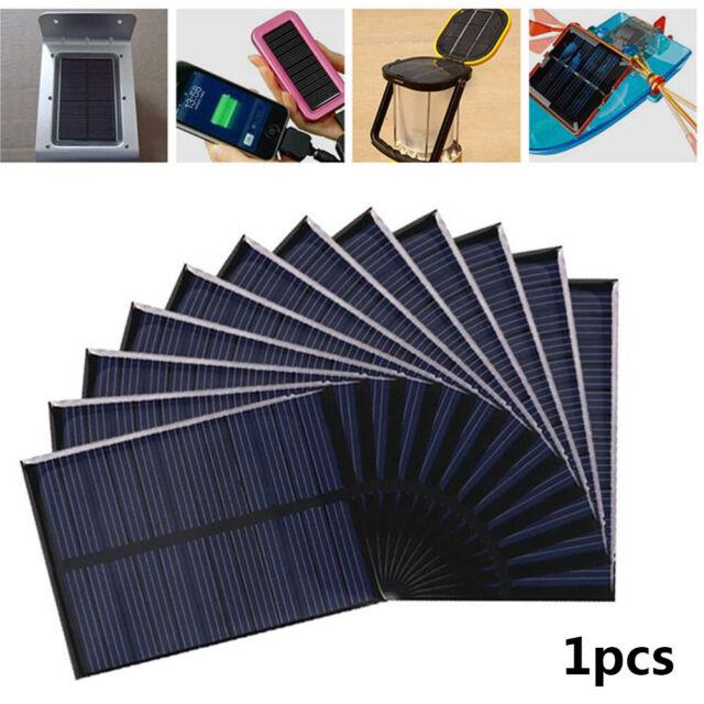 Mini Solar Panel 0.5/1/2/3/4/4.5/5/5.5/6V Module For Phone Battery Charger DIY