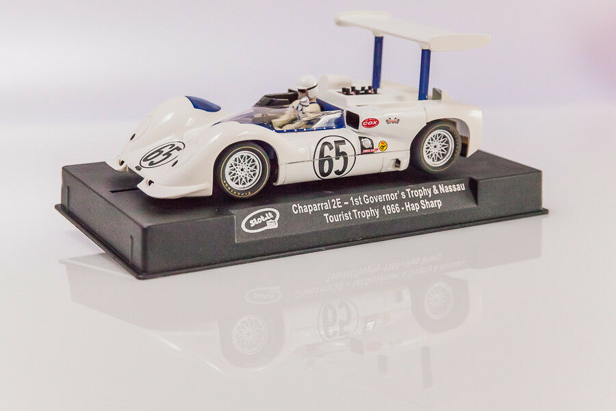 Slot.It 1 32 Mclaren M8D Can Am Mosport 1971  12 SICA26D Autorennbahn NEU OVP