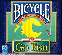Bicycle Go Fish Brand Software.fun For All Ages Ships Fast And Ships Free