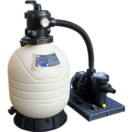 Sandfilteranlage TM508 Speck Pumpe PRO PUMP 9 Sandfilter mit Speckpumpe
