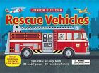Rescue Vehicles by Chris Oxlade (Mixed media product, 2014)
