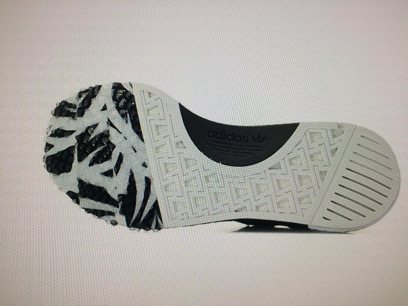 Adidas Consortium Consortium Consortium x Juice NMD Racer Boost (Noir /Argent  /Blanc )   9.5 US 9b2803