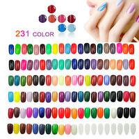 COSCELIA Gel Nail Polish UV/LED Soak Off Color  Manicure Free Postage