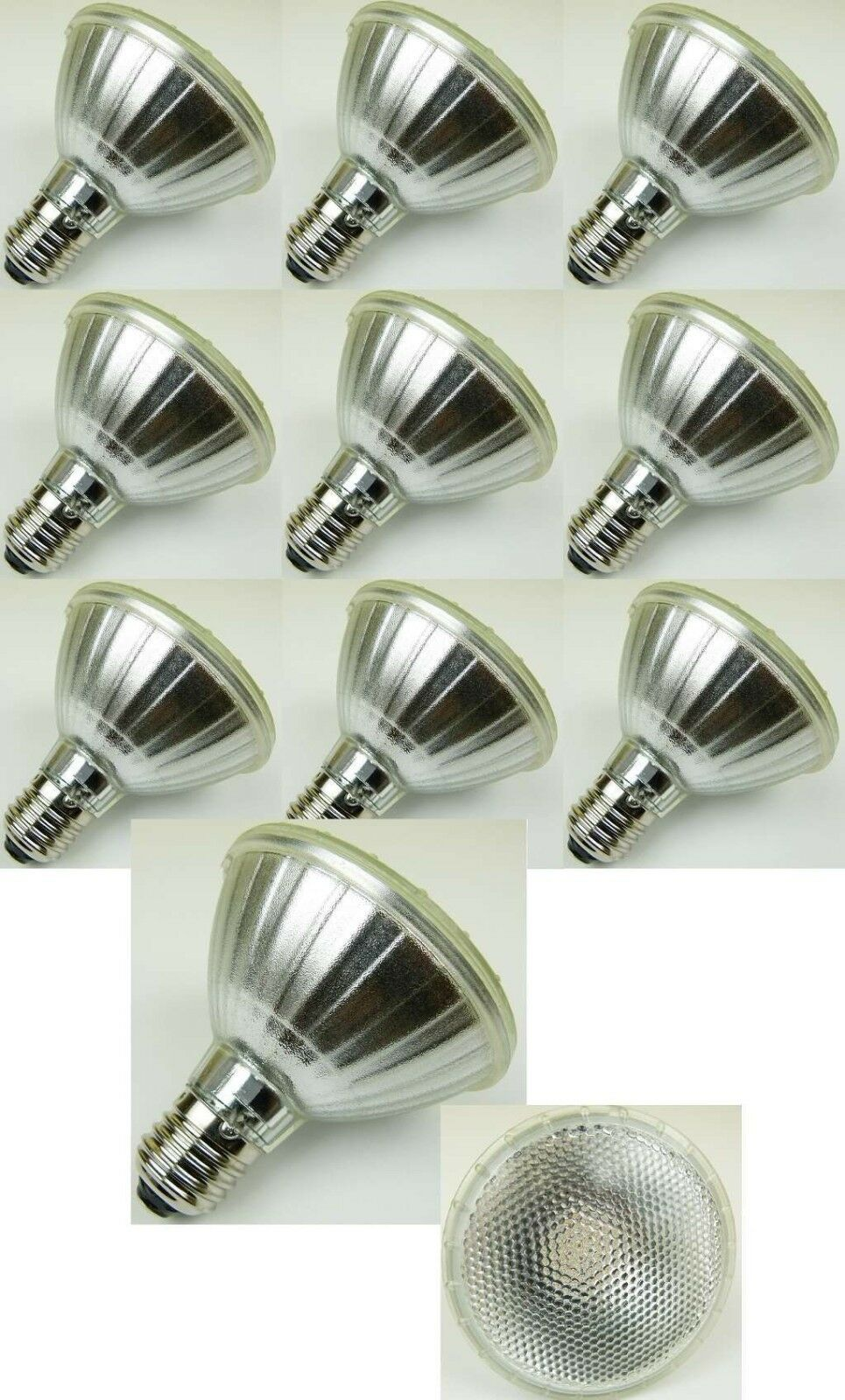 10 x OMNILUX PAR 30 LED Spot 11W 230V E27 6500K kaltweiß Leuchte Strahler Lampe