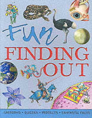 1 of 1 - Fun Finding Out by Neil Morris (Paperback, 2000)