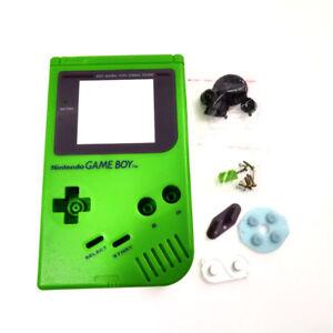 Apple-Green-Full-Housing-Shell-Case-for-Nintendo-Game-Boy-Classic-DMG