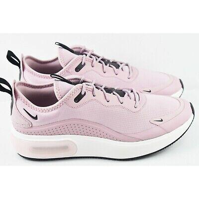 Womens Nike Air Max DIA Size 10 Shoes Plum Chalk Summit White AQ4312 500 | eBay