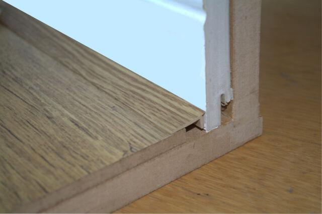 Threshold Strip Transition Trim For Flooring Door Bar