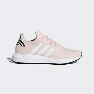 WMNS Adidas Swift Run W SZ 5.5 Icy Pink