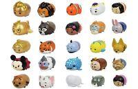 Disney Tsum Tsum Squishies Series 4 Glitter Choose Your Character!