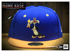 Image is loading Limited-Edition-New-Era-59FIFTY-Fitted-Looney-Tunes- d3a8c30fb69