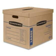 Smoothmove Classic Moving And Storage Boxes Large Half Slotted Container
