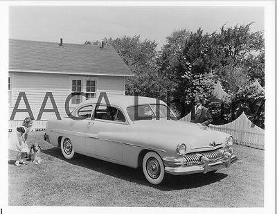 Picture Factory Photo Ref. #56681 1951 Mercury Sport Coupe