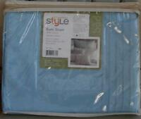 Ty Pennington Style Euro Sham - Frost Pattern - Cotton - Brand In Package