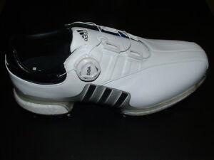 hot sales 581f0 87c19 Details about New! Adidas Tour 360 EQT BOA Golf Shoes, Pick Your Size!  Choose White or Black.