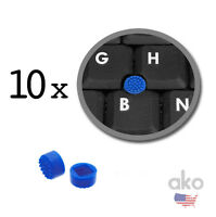 10x Laptop Keyboard Mouse Stick/point Cap Trackpoint For Hp Series