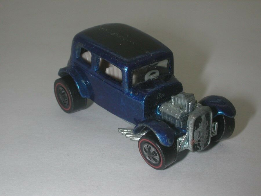 rojoline Hotwheels Azul 1969 Ford Vicky Vicky Vicky oc17566 6d24f0