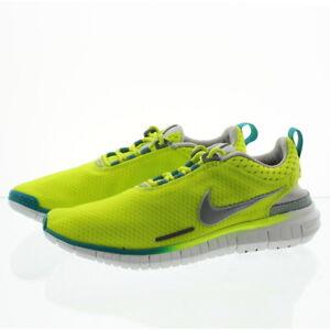 nike free og green running shoes