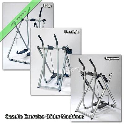 Gazelle Glider Edge Freestyle Or Supreme Trainer Machine Exercise Body Home Gym EBay