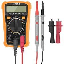 Auto Ranging Digital Multimeter AC DC Voltage Tester Voltmeter Diodes Meter