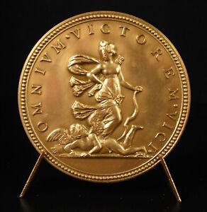Medal-1975-Henri-II-Diane-of-Poitiers-to-1550-Omnium-Victorem