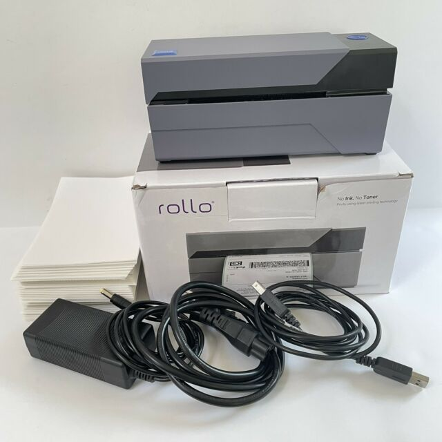 ROLLO Label Printer - Commercial Grade Direct Thermal High Speed Printer X1038
