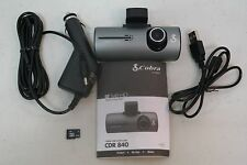 Renewed Cobra Electronics CDR 840 Drive HD Dash Cam with GPS