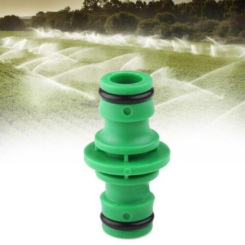 4X Wasserschlauchverbinder Schnellverbinder Garden Lawn Tap Joiner Joint #HOT