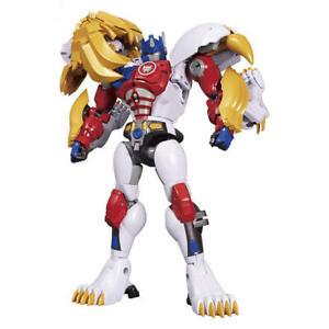 TAKARA TOMY Transformers Masterpiece MP-48 Beast Wars LIO convoi Action Figure