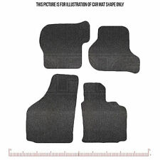Volkswagen Golf MK5 2004 2007 Premium Tailored Car Mats set of 4