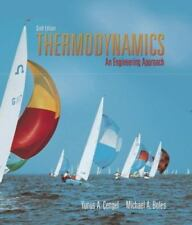 Thermodynamics : An Engineering Approach with Student Resource DVD by Yunus A. Cengel and Michael A. Boles (2006, Other / Hardcover)