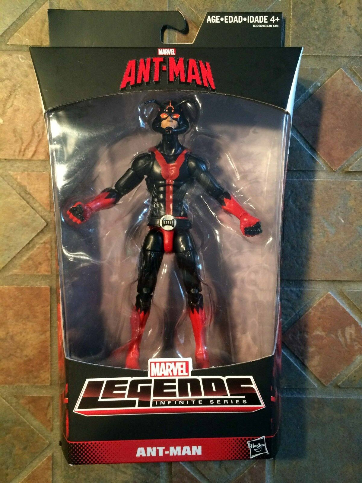 Marvel Infinite Legends ANT-MAN Walgreens Exclusive Avengers Grady FREE SHIPPING
