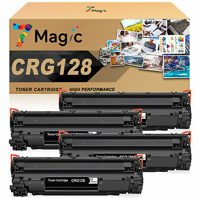 CRG128 Toner Cartridge For Canon ImageClass MF4412 MF4420N MF4570dn MF4580dn Lot