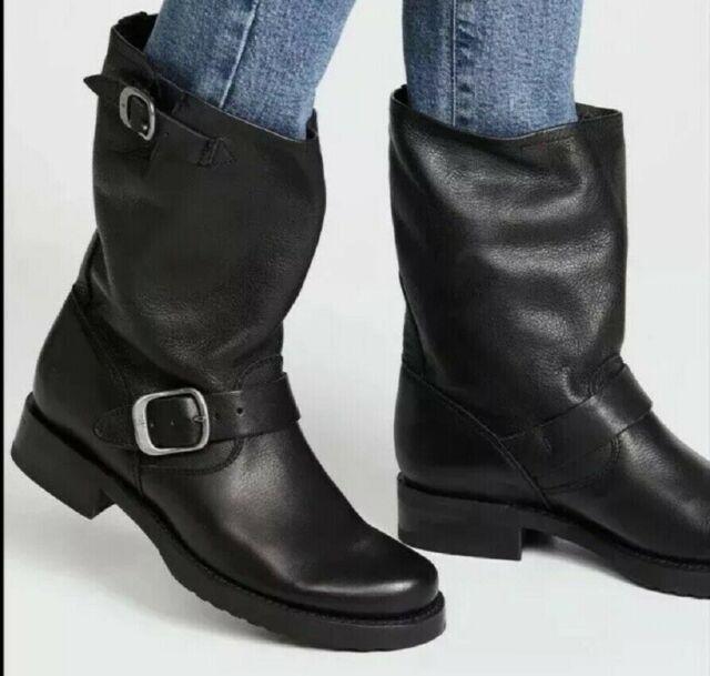 Frye Ladies Veronica Short Leather Boot