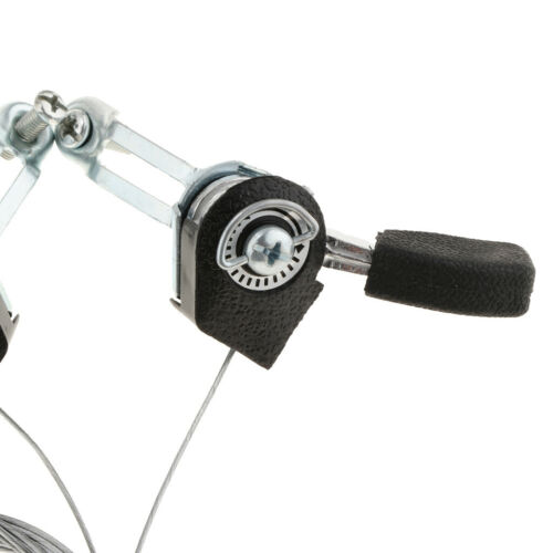 Bike Derailleur Thumb Shifters Shift Levers 18//21 Speed Trigger Inner Cable