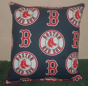 Red-Sox-Pillow-Boston-Red-Sox-Pillow-MLB-Red-Soxs-Handmade-in-USA