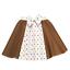 Ninos-de-los-ninos-en-necesidad-Fancy-Dress-Costume-Lunares-Pudsey-o-Blush-Oso-faldas