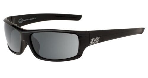 DIRTY DOG CLANK 53182 Polarizzato Occhiali da sole adulto nero//grigio
