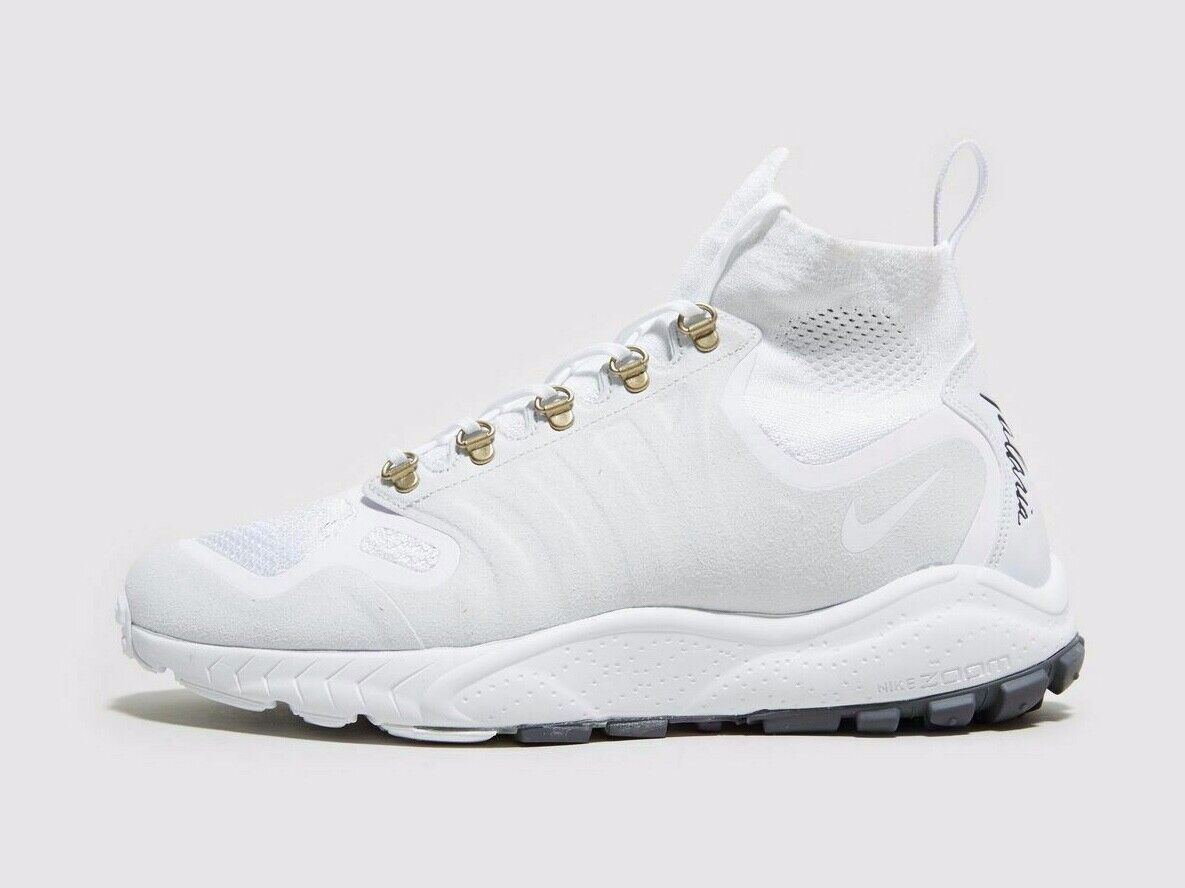 fadbb454fd Authentic New Nike Talaria Flyknit Mid ® (Men Size Full White ) Zoom  nfhczb4197-Athletic Shoes