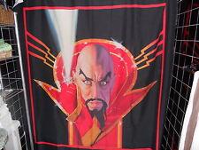 Shower Curtain Ming Flash Gordon Sci-Fi Horror 80's Camp Gay