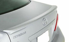 PAINTED TOYOTA COROLLA LIP FACTORY REAR WING SPOILER 2009-2010