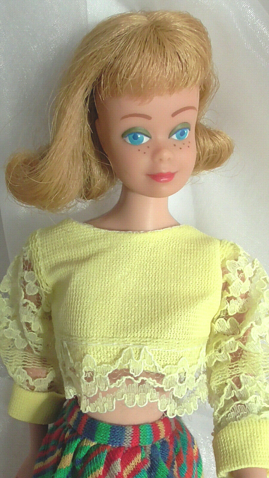 Vintage Barbie  SL MIDGE  blond  60er Jahre