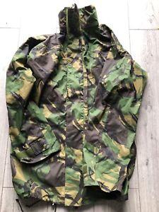 British Army Dpm Goretex Jacket - 180/96 Large