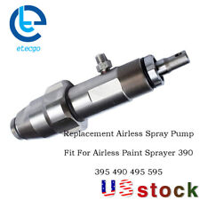 Replacement Airless Spray Pump For Airless Paint Sprayer 390 395 490 495 595
