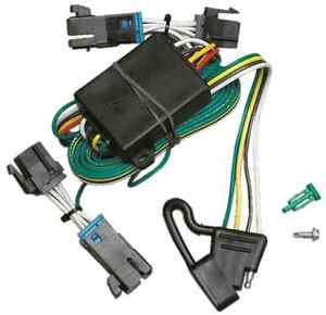 Stupendous Trailer Wiring Harness Kit For 00 02 Chevy Express Gmc Savana 1500 Wiring 101 Capemaxxcnl