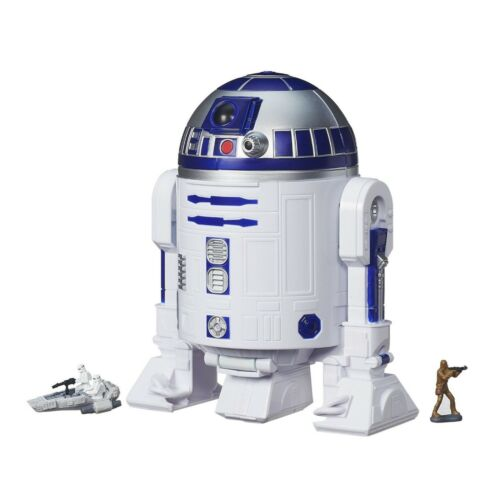 Star wars the force éveille micro machines R2D2 ou Storm Troopers playset TOY