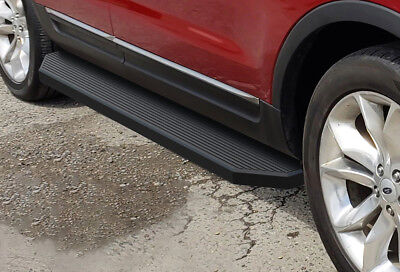 iBoard Running Boards Style Fit 11-19 Ford Explorer 4-Door