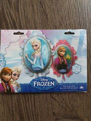 78.7cm Disney/'s Frozen Anna Elsa Olaf Helium Foil Birthday Party Balloon