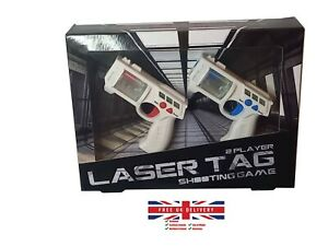 Fizz Creations 6098 Small Laser Tag - Silver
