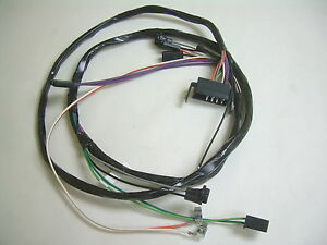 1966 chevy impala ss console wiring harness automatic out image is loading 1966 chevy impala ss console wiring harness automatic